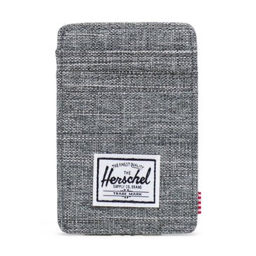 Herschel Raven Vertical Card Holder Wallet