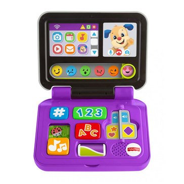 Fisher Price Laugh & Learn Click and Lear Laptop