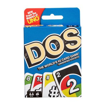 Dos The World's #2 Card Game