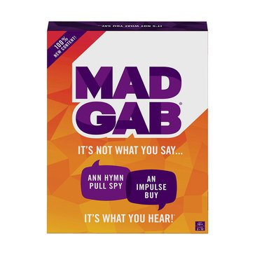 Mad Gab Refresh What Do You Hear Game
