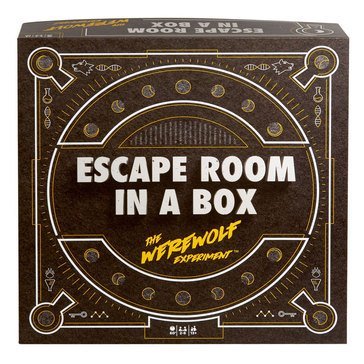 Escape Room Box Game