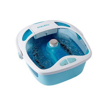 Homedics Shower Bliss Footspa With Heat Boost Power
