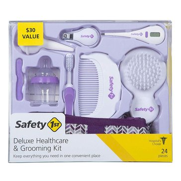 Safety 1st Deluxe Healthcare and Grooming Kit, Grape Juice