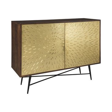 Signature Design by Ashley Majaci Accent Cabinet