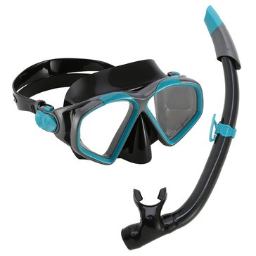Aqua Lung Hawkeye Mask and Snorkel Combo