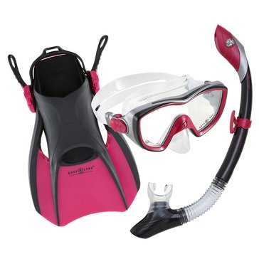 Aqua Lung Bonita Snorkeling Set, Medium