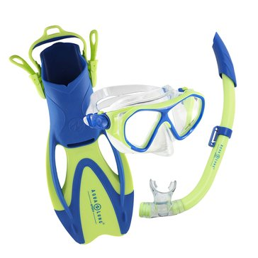 Aqua Lung Urchin Jr Snorkeling Set, Small