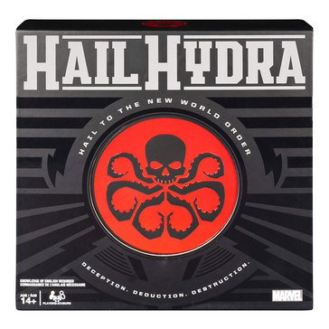 Spin Master Marvel Comics Hail Hydra Game