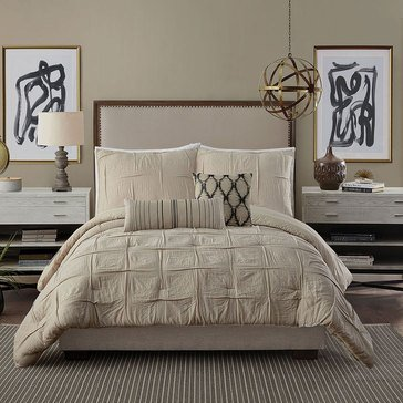 Ayesha Curry Home Collection Natural Instincts Comforter Set