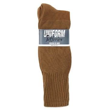 Jefferies Coyote Combat Boot Socks 3 Pack Style #31242