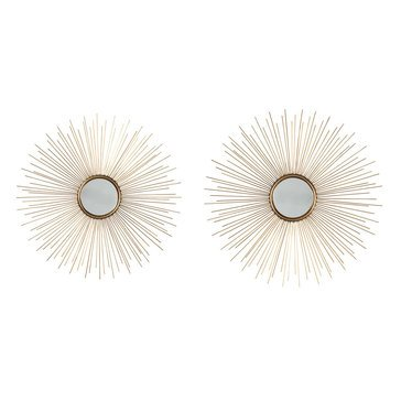 Signature Design by Ashley Doniel Accent Mirrors, Set of 2