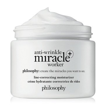 Philosophy Anti-Wrinkle Miracle Worker+ Line-Correcting Moisturizer