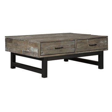 Signature Design by Ashley Mondoro Coffee Table with Lift Top