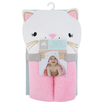 Just Born Character Towel, Cat