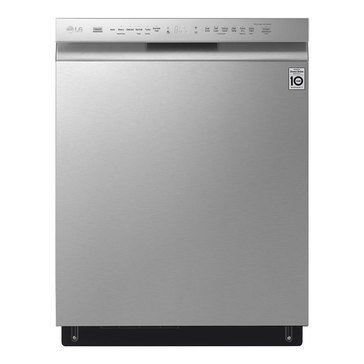 LG Front Control Smart Wi-Fi Enabled Dishwasher, Stainless Steel (LDF5678ST)