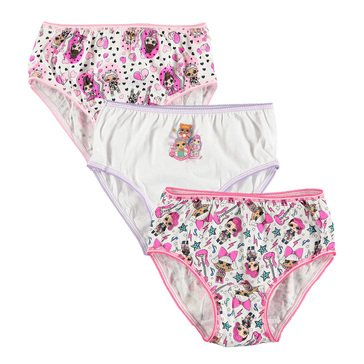 Handcraft LOL Surprise 3PK Girls Panty