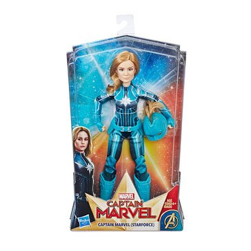 Marvel Comics Captain Marvel Starforce Action Figure