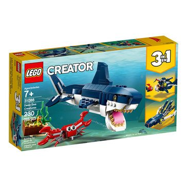 LEGO Creator Deep Sea Creatures (31088)