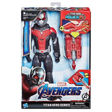 Marvel Comics Avengers: Endgame Titan Hero Power FX Ant-Man Action Figure