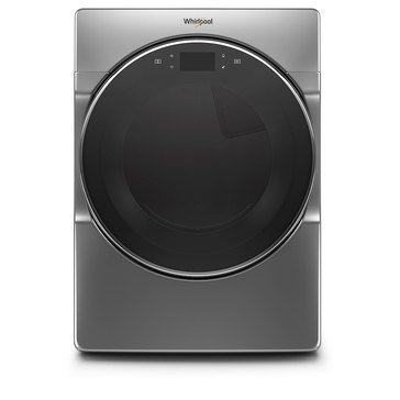 Whirlpool 7.4-Cu.Ft. Smart Electric Dryer, Chrome Shadow (WED9620HC)