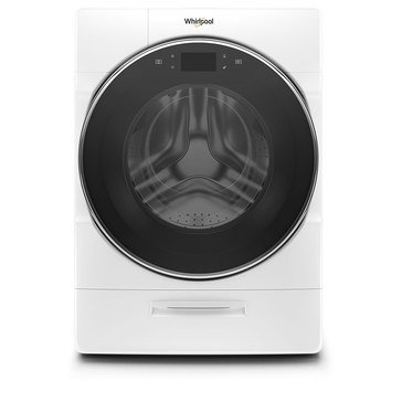 Whirlpool 4.5-Cu.Ft. Smart All-In-One Washer & Dryer Combo, White (WFC9820HW)