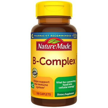 Nature Made Vitamin B-Complex 100ct