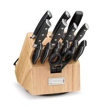 Cuisinart Classic Rotating 15-Piece Knife Block Set