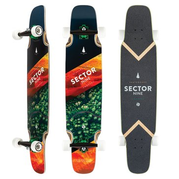 Sector 9 Classix Series Frontier Double Cross Skateboard