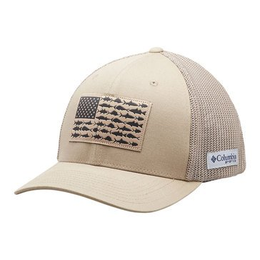 Columbia Men's PFG Mesh Fish Hat