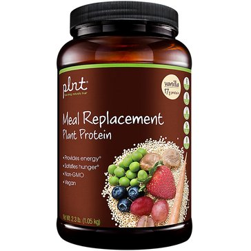 Plnt Meal Replacement Plant Protein - Vanilla 28 Servings