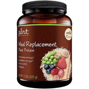 Plnt Meal Replacement Plant Protein - Vanilla 14 Servings