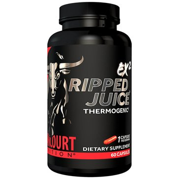 Betancourt Nutrition Ripped Juice EX2 Thermogenic Once Daily 60 Capsules