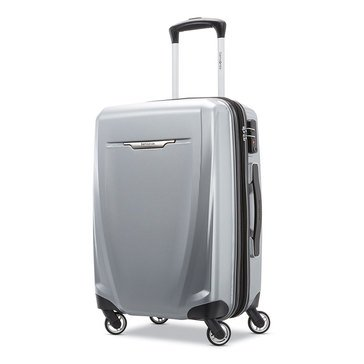 Samsonite Winfield 3 DLX 20 Inch Hardside Exp.Spinner Upright