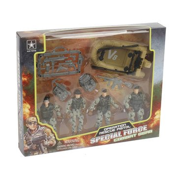 Special Force Combat Rubber Raiding Craft set