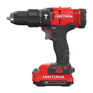 Craftsman Compact Hammer Drill Kit