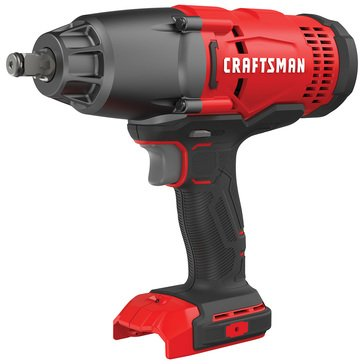 Craftsman 20V Max Impact Wrench-Tool Only