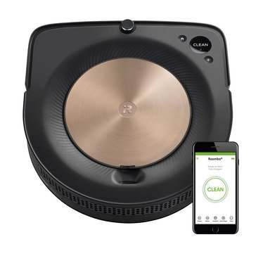 iRobot Roomba s9 (9150) Wi-Fi Connected Robot Vacuum