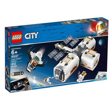 LEGO City Lunar Space Station (60227)