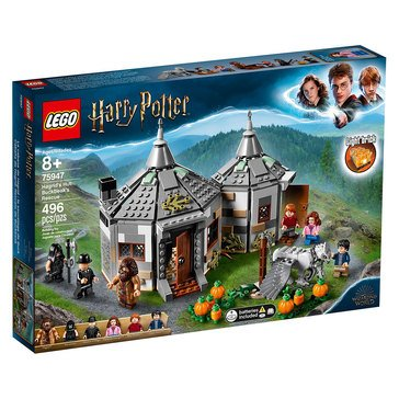 LEGO Harry Potter Hagrid's Hut Buckbeak's Rescue (75947)