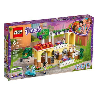 LEGO Friends Heartlake Restaurant (41379)