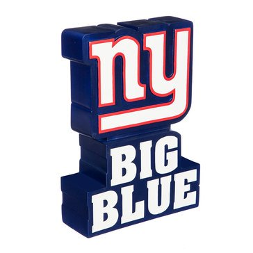 Evergreen New York Giants Mascot Statue