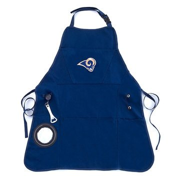 Evergreen Los Angeles Rams Grilling Apron