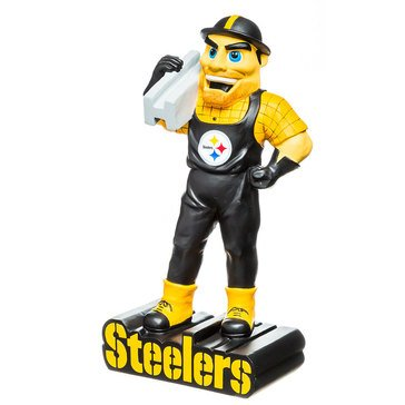 Evergreen Pittsburg Steelers Mascot Statue
