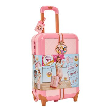 Disney Princess Style Collection- Suitcase Traveler Set