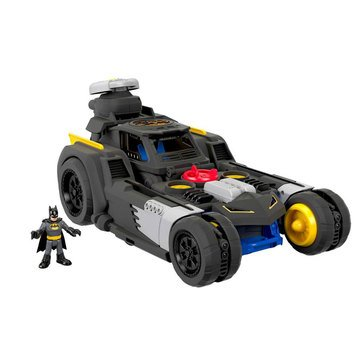 Fisher-Price DC Super Friends Radio-Controlled Transforming Batmobile
