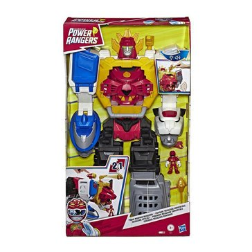 Power Rangers Heroes Megazord Action Figures