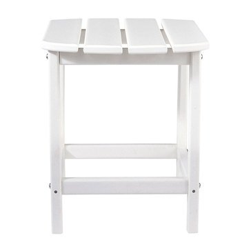 Signature Design by Ashley Rectangular End Table, White