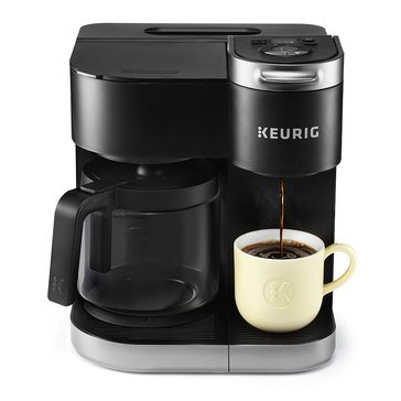 Keurig K Duo Single Serve and Carafe Coffee Maker