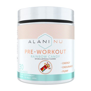 Alani Nu Preworkout Rainbow Candy 30 Servings