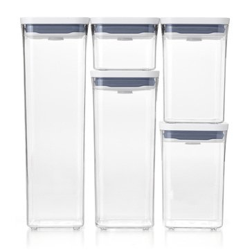 OXO POP2 5Pc Container Set